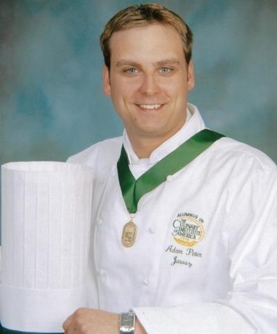 Executive Chef/Owner Adam P. Jarosz