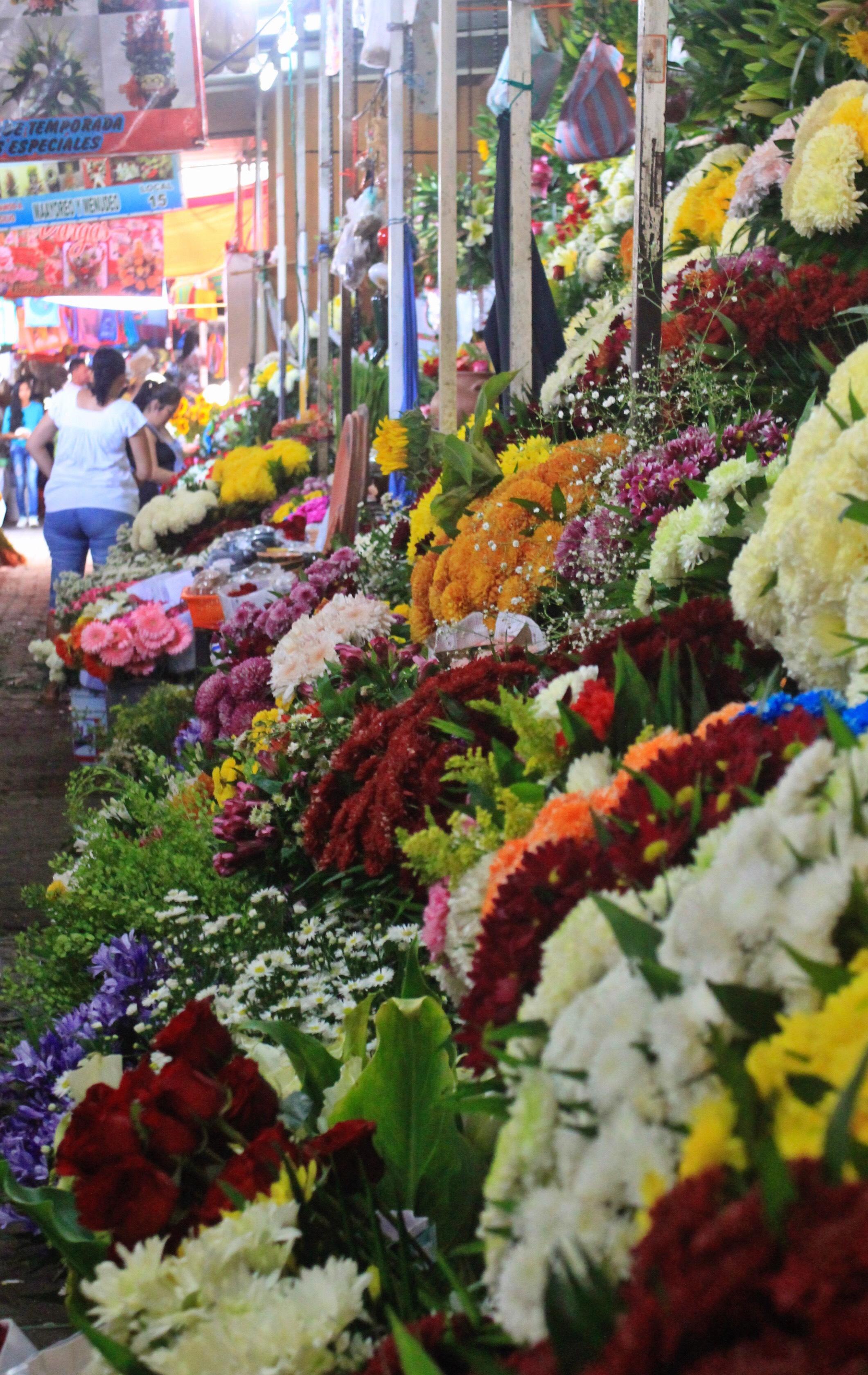 Mercado Benito Juarez - Puerto Escondido