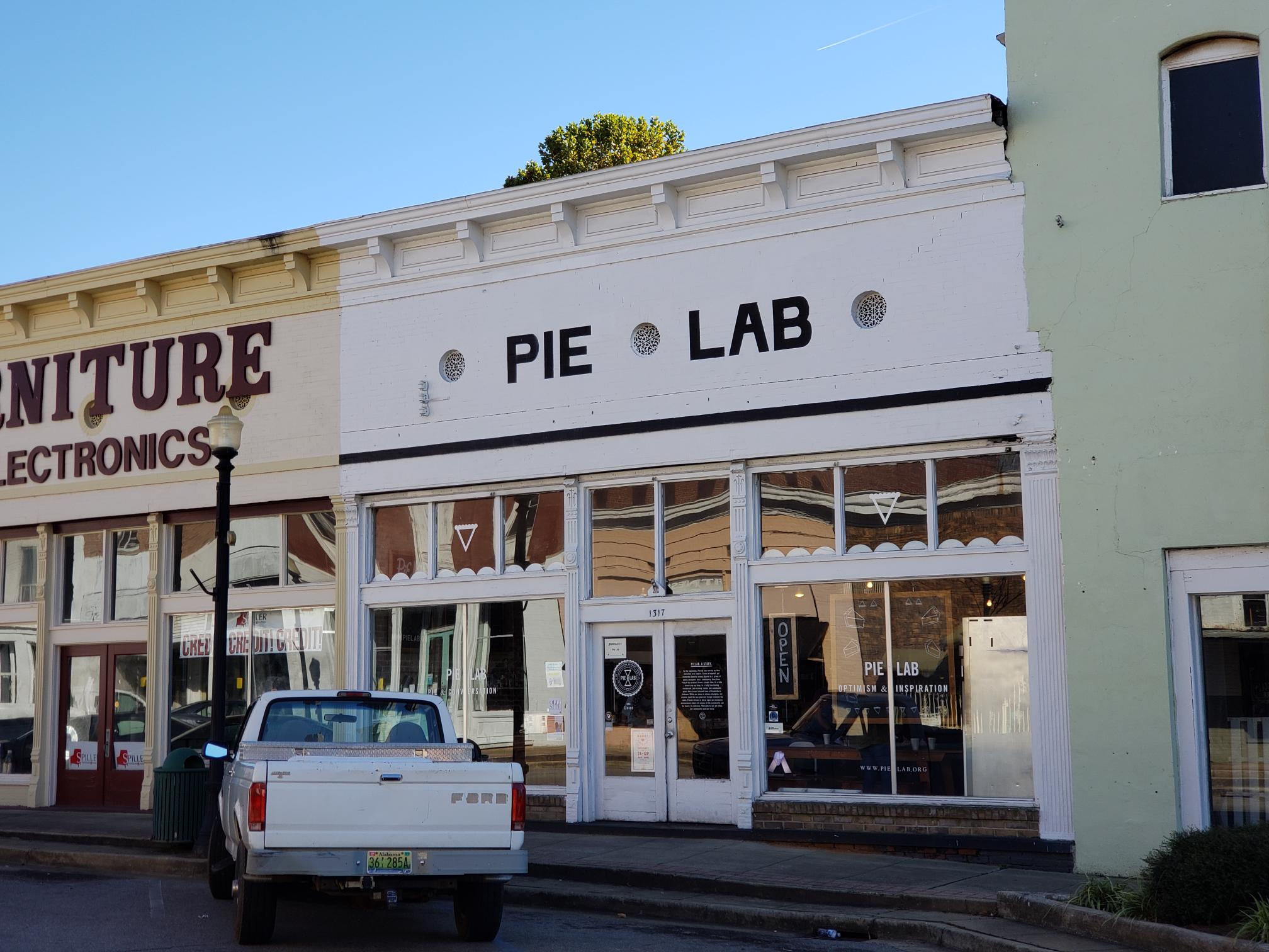 Baking pies… Building community - Greensboro's Pie Lab