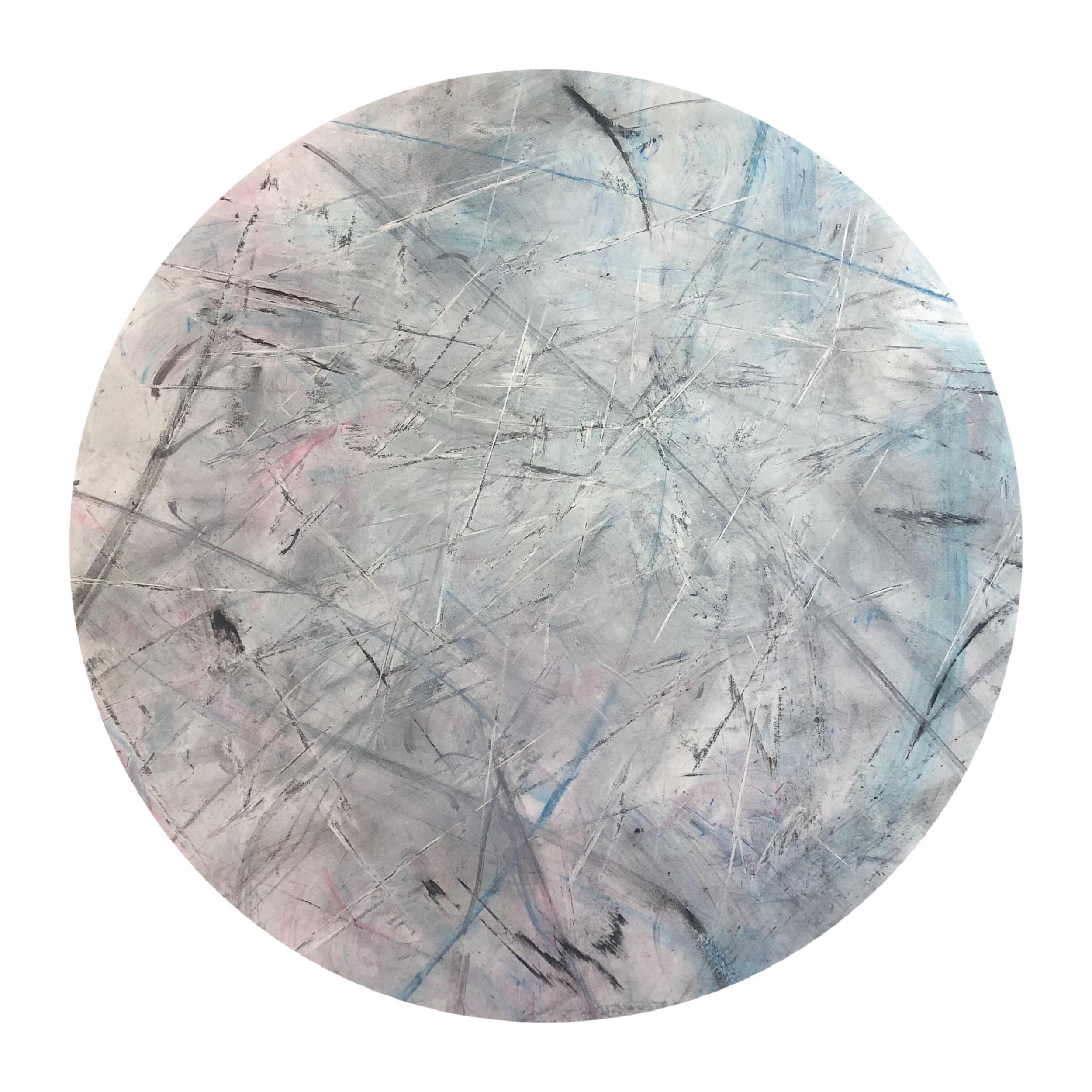 Utu / Haze   ø40cm/Charcoal/Pastels/HulaHoops