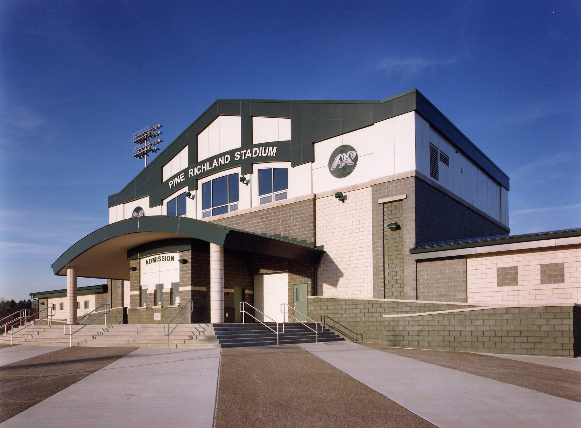 Pine-Richland Field House   Pine-Richland School District