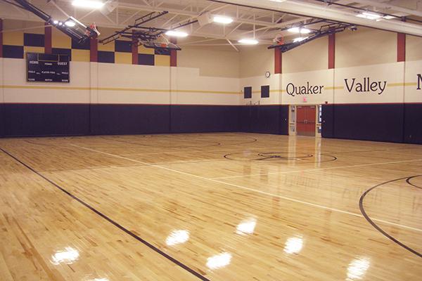 Quaker Valley Middle School   Quaker Valley School District