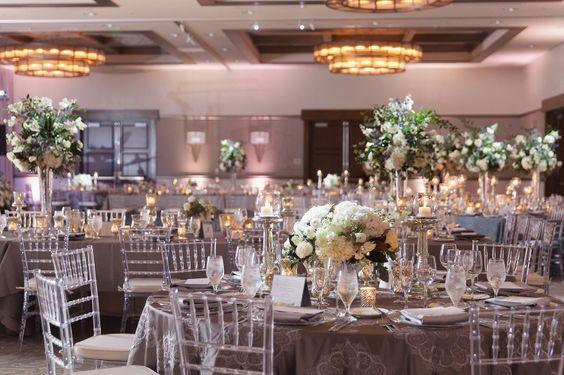 Alfond Inn Ballroom Wedding
