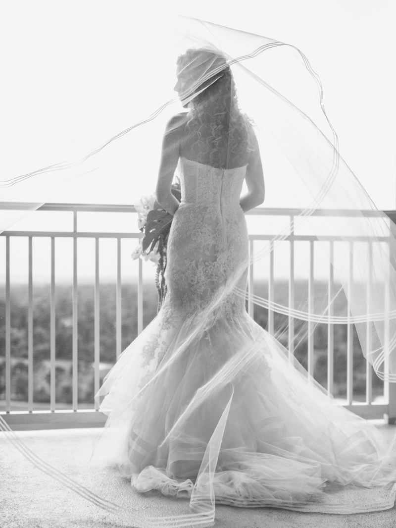 Bridal Portrait | Jensen Larson Photography | Lisa Stoner Events