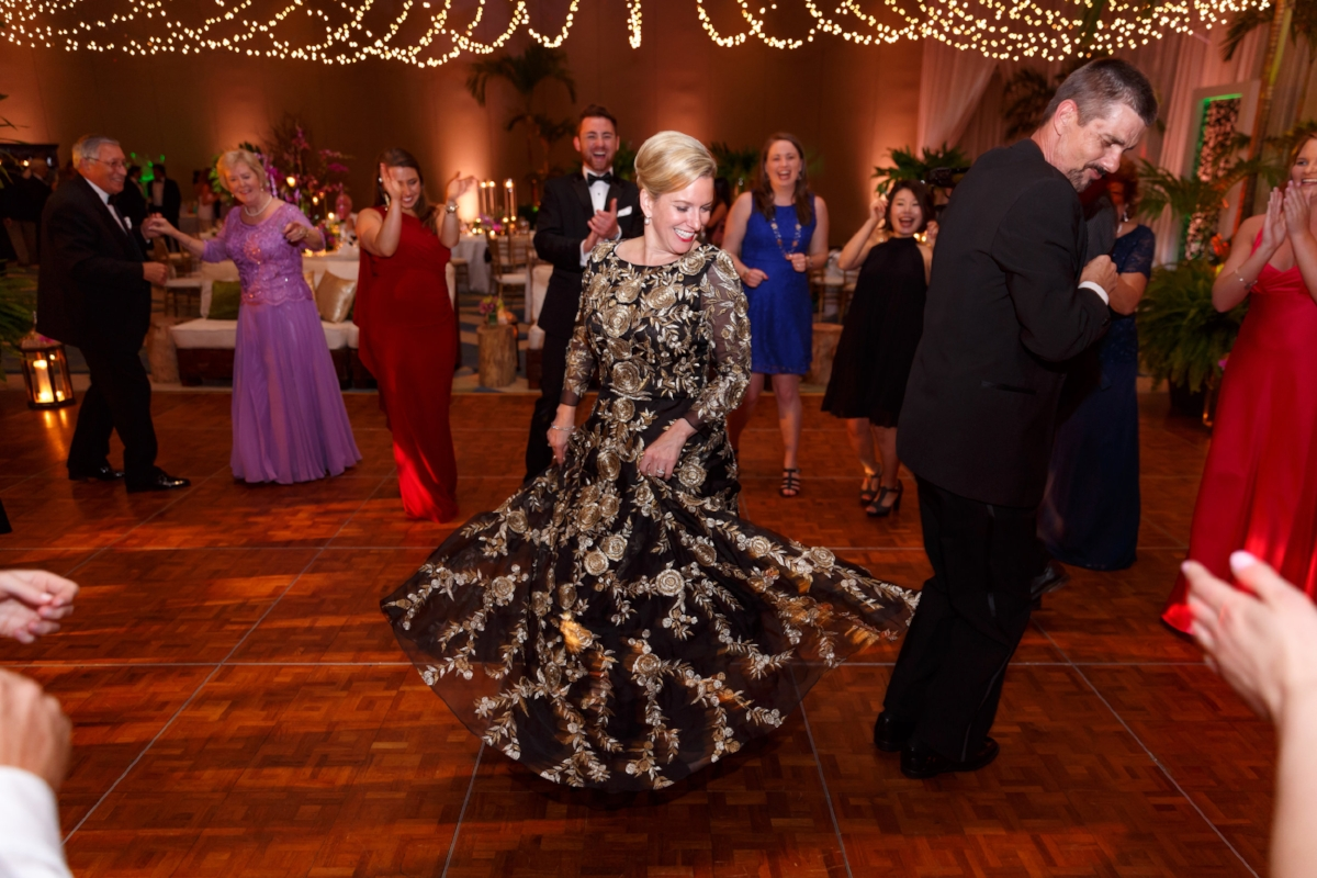 Mother of the Bride Dancing | Lisa Stoner Events