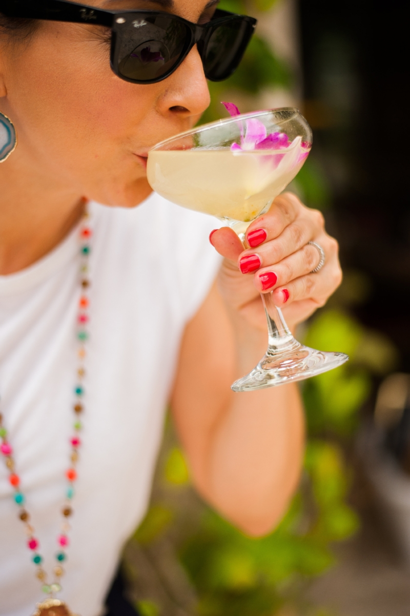 Summer Cocktail Party || Lisa Stoner Events