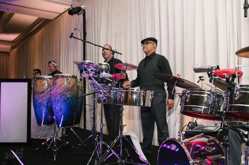 DJ and Drummer || Lisa Stoner Events || Ritz Carlton Orlando