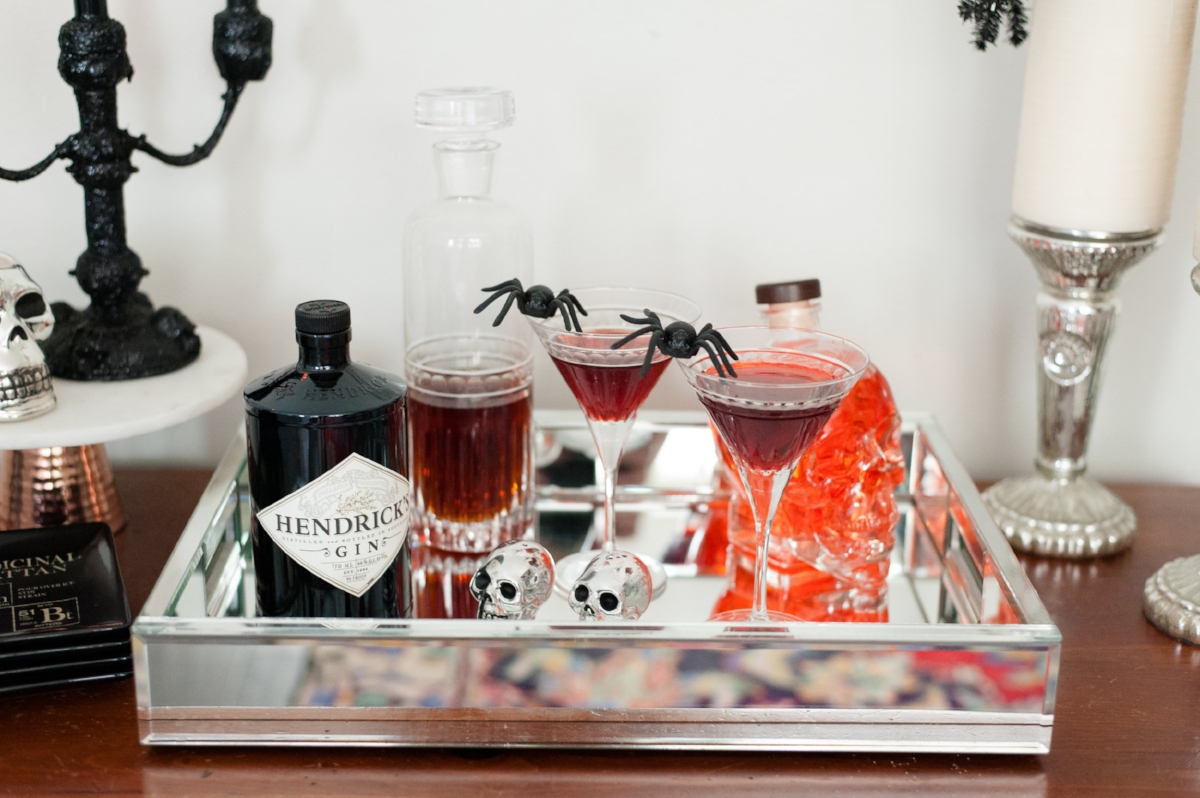 Halloween Cocktail   Lisa Stoner Events