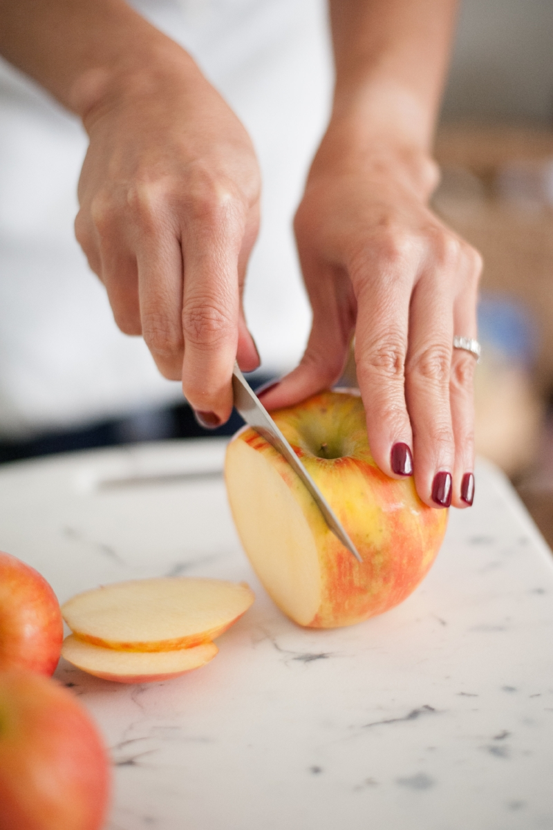 Apple Cider Prosecco Punch | Lisa Stoner Events