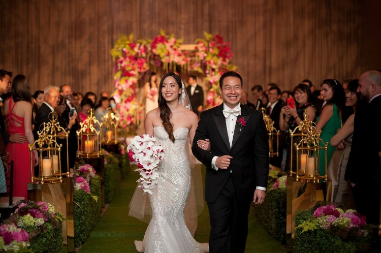 Lisa Stoner Events - Orlando Luxury Weddings - Four Seasons Orlando -  Wedding Ceremony - Garden Wedding .jpg