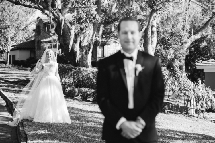 Lisa Stoner Events - Luxury Central Florida Weddings - Orlando Weddings - Classic Southern Wedding - Winter Park -Interlachen Country Club - Knowles Chapel -First Look - black tie wedding.jpg