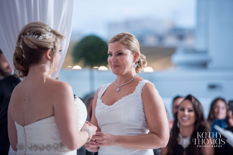 Lisa Stoner Events - Luxury Weddings - Orlando Weddings - Grand Bohemian Hotel - black tie wedding - same sex wedding - Marriage Equality  - Wedding Planner - plum and grey wedding - roof top wedding ceremony - two brides.jpg