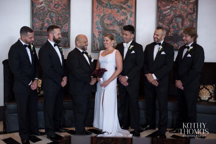 Lisa Stoner Events - Luxury Weddings - Orlando Weddings - Grand Bohemian Hotel - black tie wedding - same sex wedding - Marriage Equality  - Wedding Planner - plum and grey wedding - wedding party.jpg