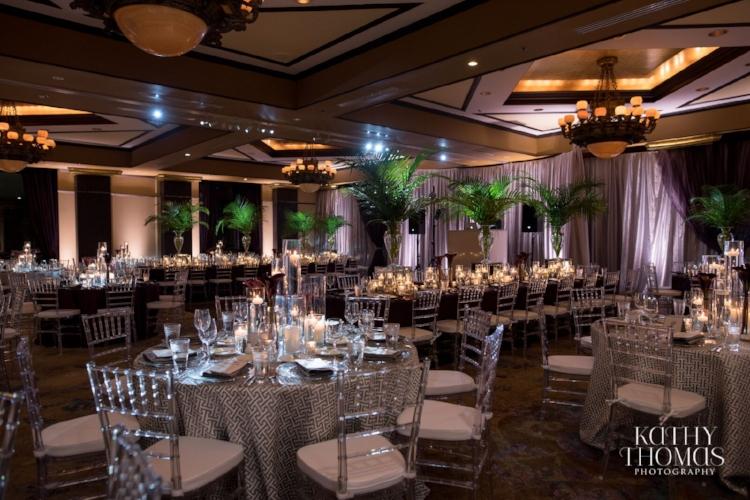 Lisa Stoner Events - Luxury Weddings - Orlando Weddings - Grand Bohemian Hotel - black tie wedding - same sex wedding - Marriage Equality  - Wedding Planner - plum and grey wedding - plum linen - .jpg