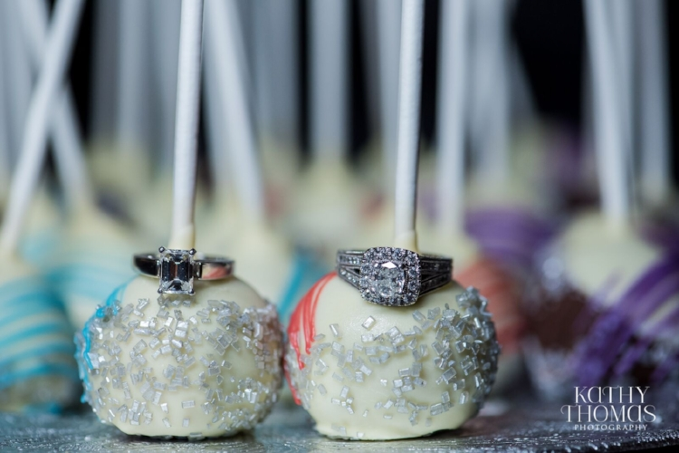Lisa Stoner Events - Luxury Weddings - Orlando Weddings - Grand Bohemian Hotel - black tie wedding - same sex wedding - Marriage Equality  - Wedding Planner - plum and grey wedding - unique wedding ring pictures - cake pops.jpg