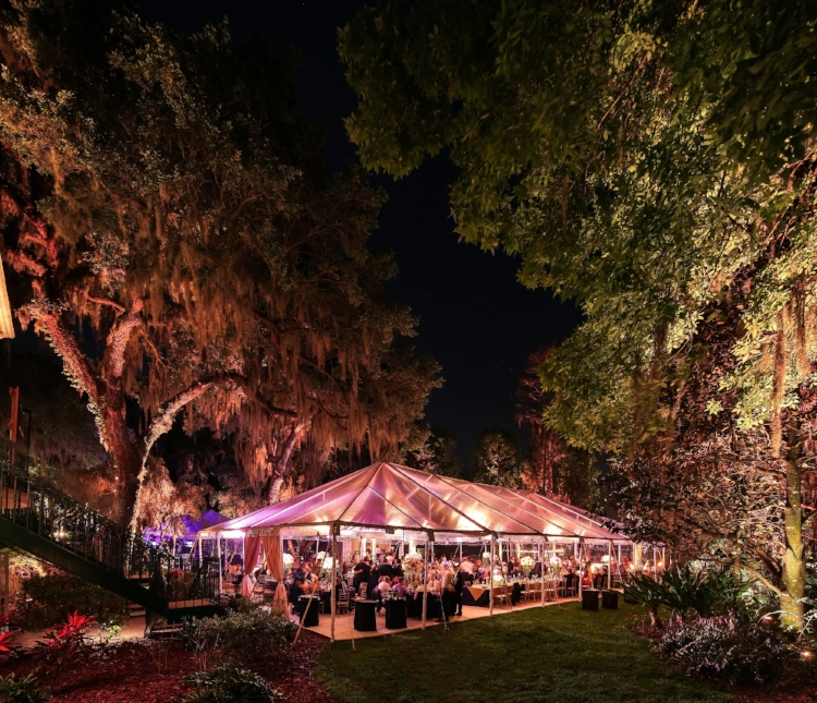 lisa stoner events- luxury orlando weddings- orlando wedding planner- tented wedding reception- outdoor lighting for a nightime wedding - tented central florida wedding reception.jpg
