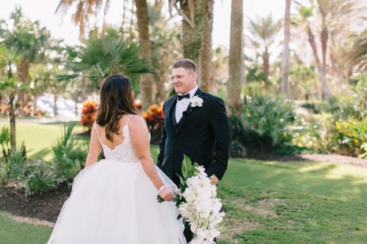 lisa stoner weddings- hammock beach resort luxury wedding- bride and groom- first look- palm coast luxury wedding planner.jpg