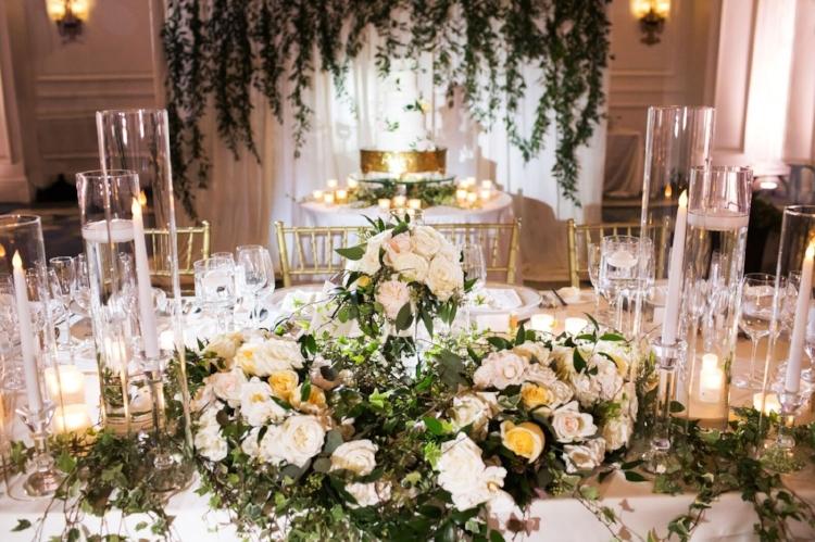 lisa stoner weddings- best wedding planner in orlando - luxury wedding reception- indoor garden wedding reception - white and gold wedding - greenery.jpg