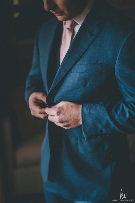 lisa stoner events- groom- custom wedding suit- ocean blue groom suit- groom in a blue suit- orlando wedding planner.jpg