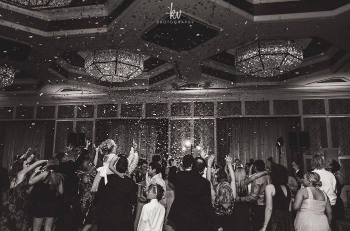 lisa stoner events- orlando wedding reception - four seasons orlando wedding reception - confetti at wedding reception- dancefloor - confetti.jpg