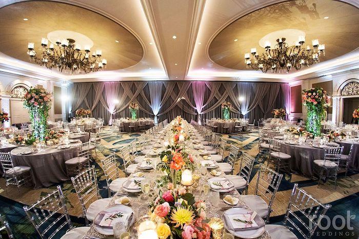 Lisa Stoner Events- Orlando Luxury Wedding Planner- Ritz Carlton Orlando – Ritz Carlton Wedding - coommunal table - head table.jpg