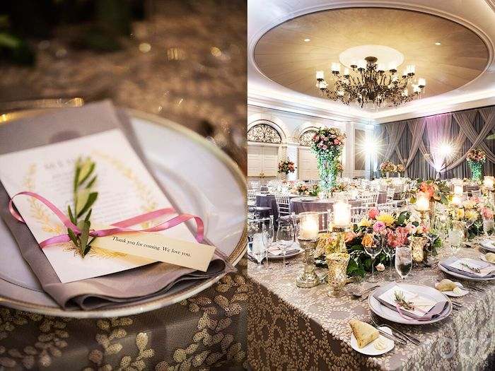 Lisa Stoner Events- Orlando Luxury Wedding Planner- Ritz Carlton Orlando – Ritz Carlton Wedding - olive brand wedding design - custom menu cards.jpg