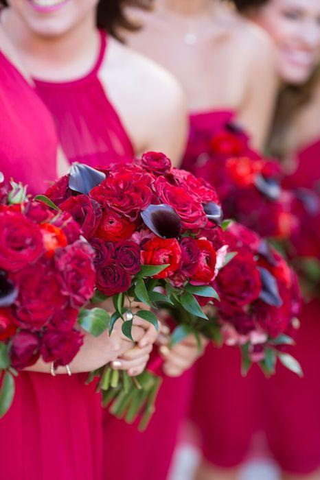 3-Lisa Stoner Events- Ritz Carlton Orlando – Orlando luxury wedding planner – Ritz Carlton Orlando wedding-red bridesmaids dresses- red wedding bouquets .jpg