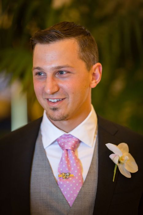 9-Lisa Stoner Events- Ritz Carlton Orlando – Orlando luxury wedding planner – Ritz Carlton Orlando wedding-excited groom.jpg