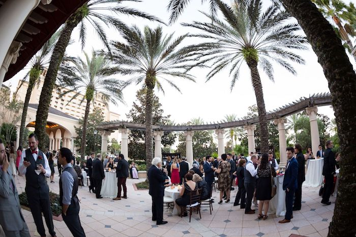 15-Lisa Stoner Events- Ritz Carlton Orlando – Orlando luxury wedding planner – Ritz Carlton Orlando wedding-ritz carlton orlando cocktail hour.jpg