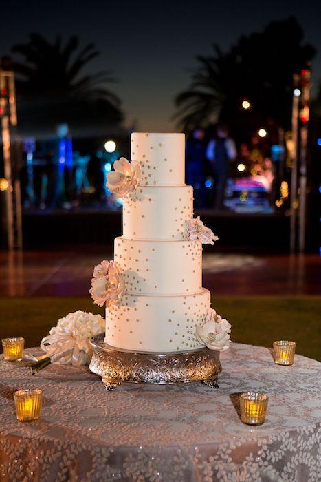 Lisa Stoner Events – Lisa Stoner Wedding - Orlando luxury wedding planner- Ritz Carlton Orlando - Ritz Carlton Orlando outdoor reception - wedding cake.jpg