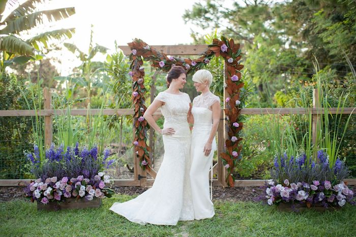 Lisa Stoner Events – Orlando LGBTQ Wedding Planner – Luxury Same Sex Weddings – Ritz Carlton Orlando - LGBTQ weddings - two brides.jpg