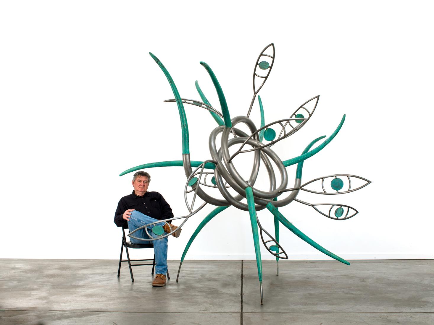 Seeing Around the Thorn Vine, 2012