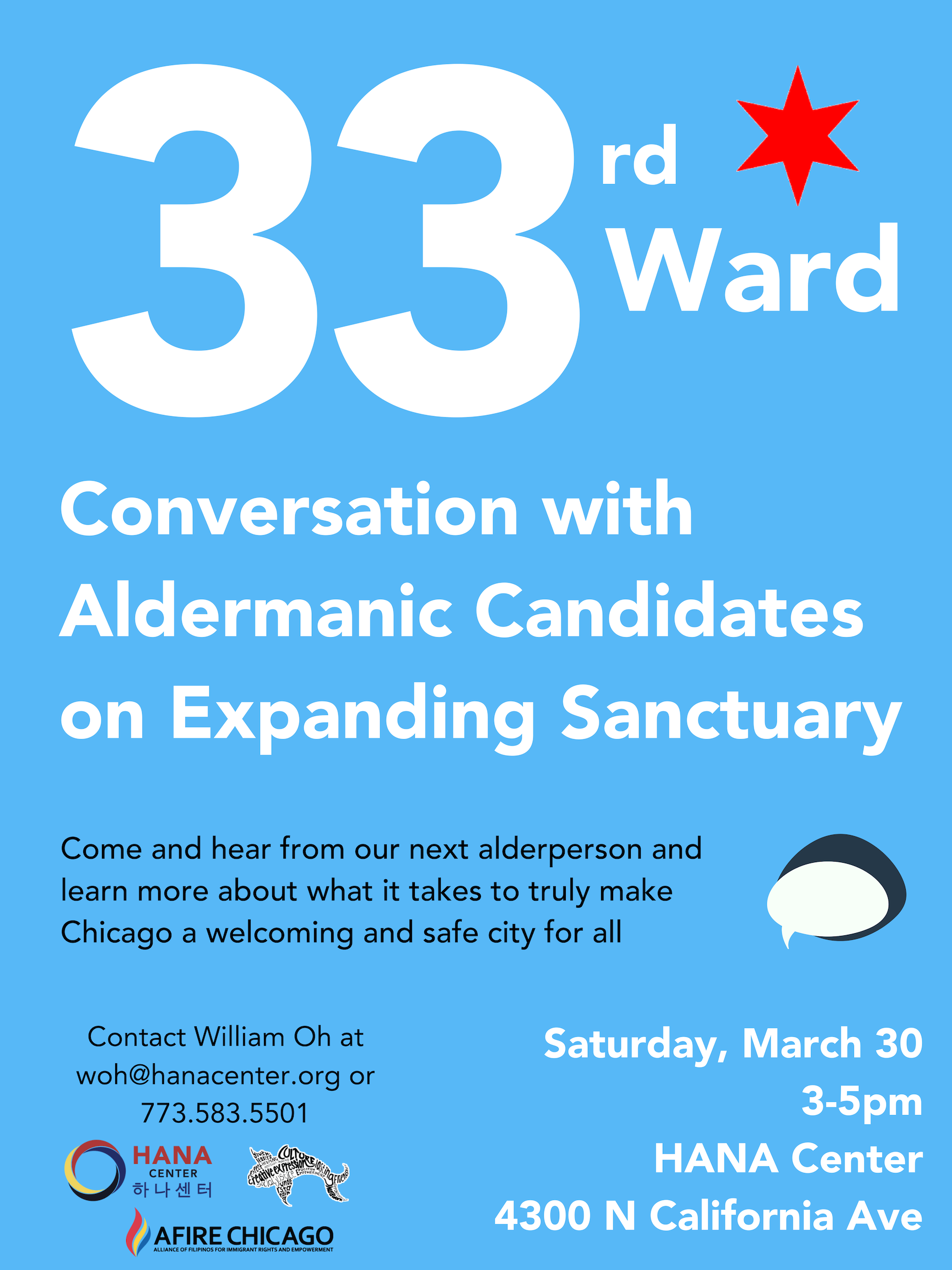 33rd Ward Community Forum Flyer_English.png