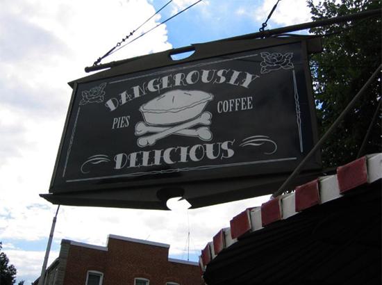 The original shop.