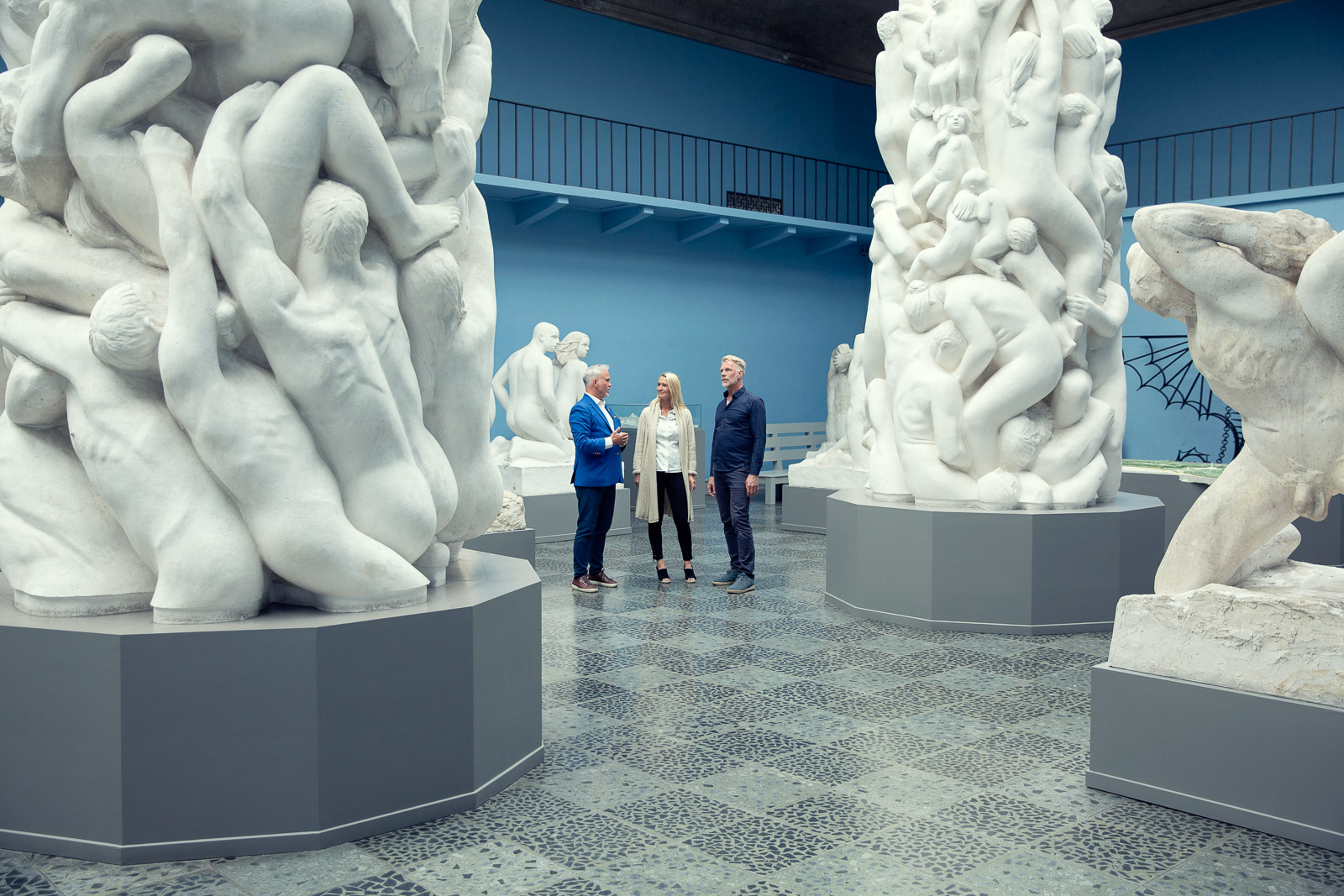 The Vigeland Museum  - Photo: Live – Private Guided Tours / The Vigeland Museum