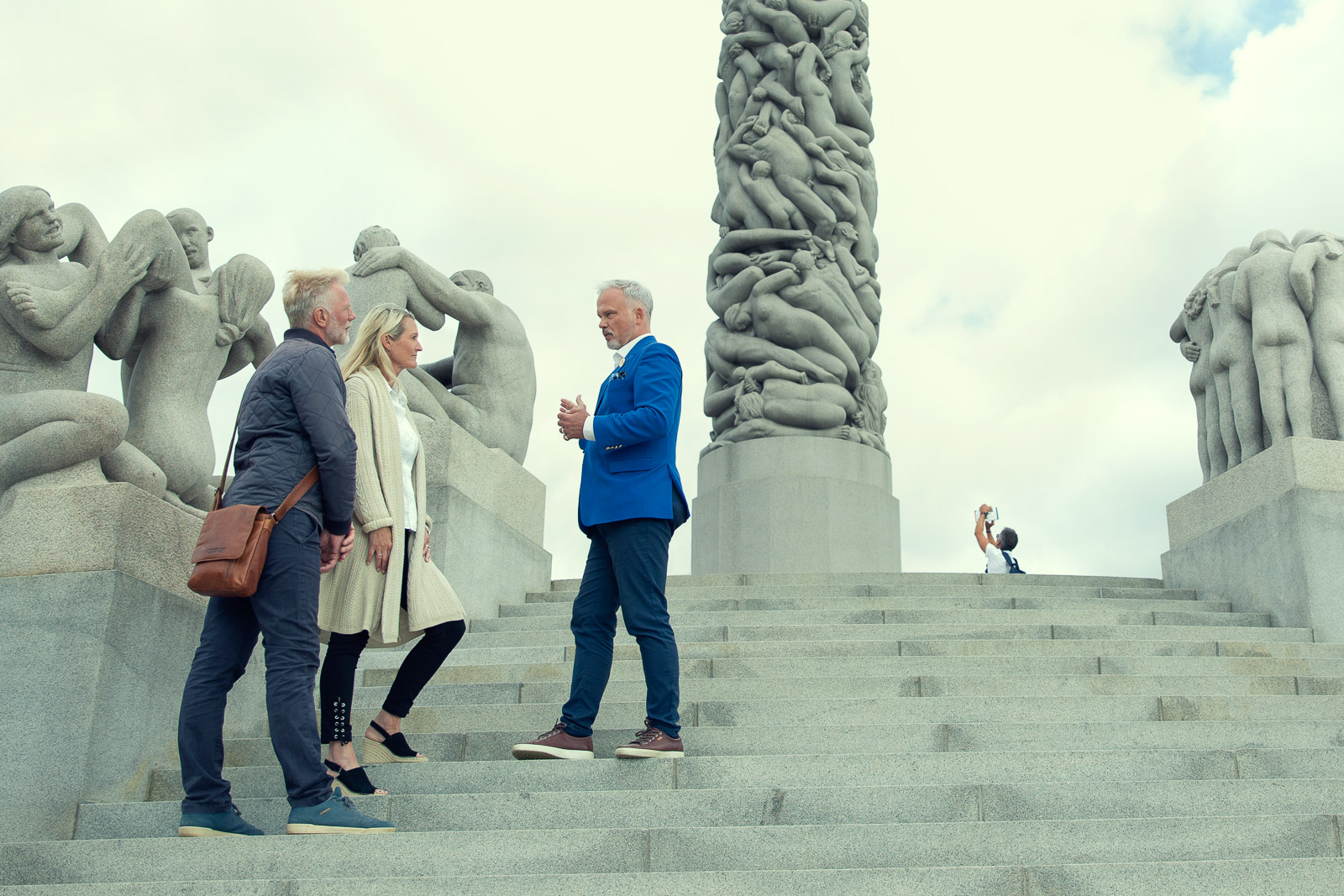 The Monolith  - Photo: Live – Private Guided Tours / The Vigeland Museum