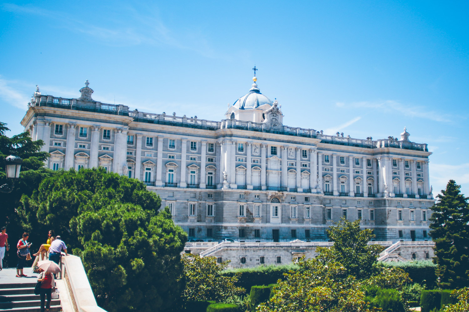See the inside of Europes largest palace, the magnificent Palacio Real.