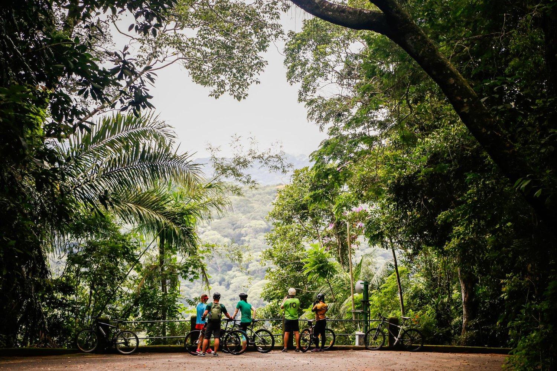Rio Jungle Bike Tour - Rio de Janeiro