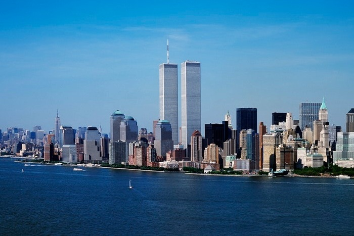 9/11 tour with a first responder - New York