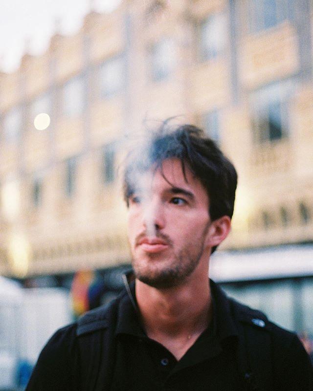 🚬🚬 #cassidychreenephoto #canonae1 #kodakcolorplus400 #kodakfilm #canon #filmphotographyproject #filmphotography #filmisnotdead #chicago #smoking #uptown #vaping #smokephotography #sheshootsfilm #atlntaphotographer