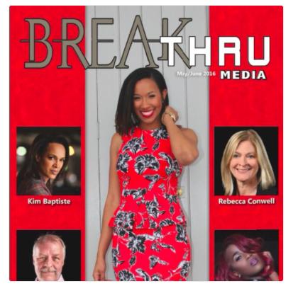 Breakthru Media Magazine 2014