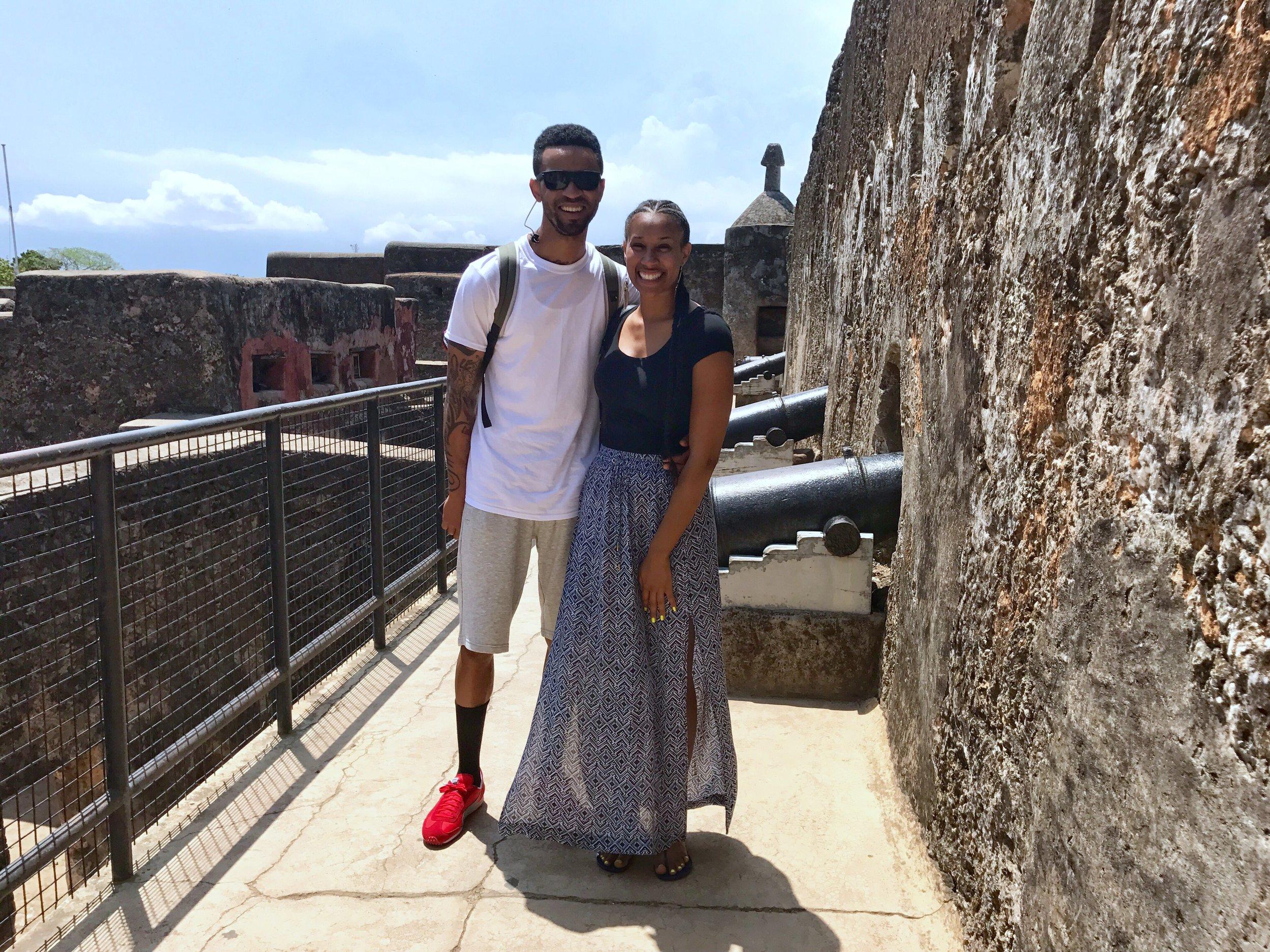 Fort Jesus-Mombasa, Kenya