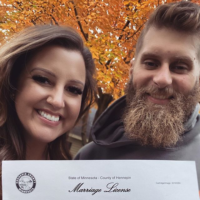 Alright ladies! I'm getting married on October 26th (to this handsome man! 😍) so appointments will be limited this week and next. Please be sure to schedule your appointments ASAP! Still a few left!  #lashtech #lashes #lashlife #gettingmarried #makeyourappointment #dontmissout #minneapolislashes #minnesotabride #fallwedding