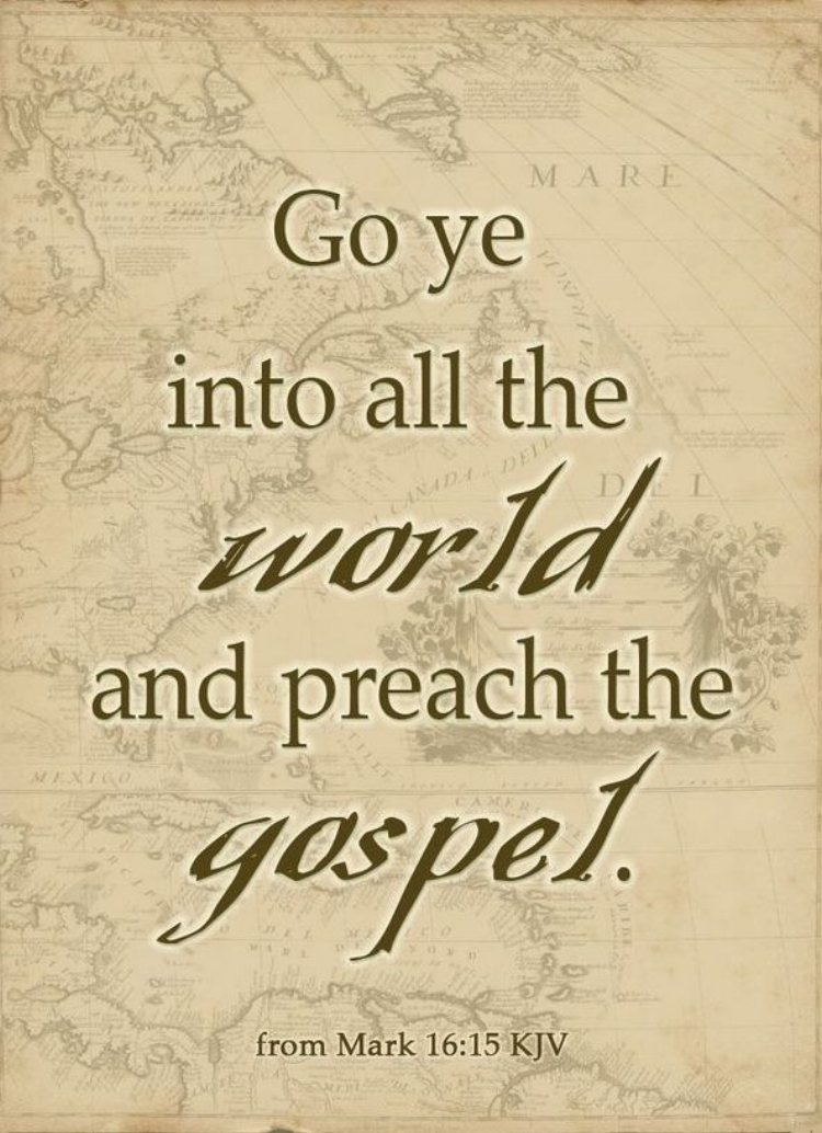 Preaching the Word Reaching the World