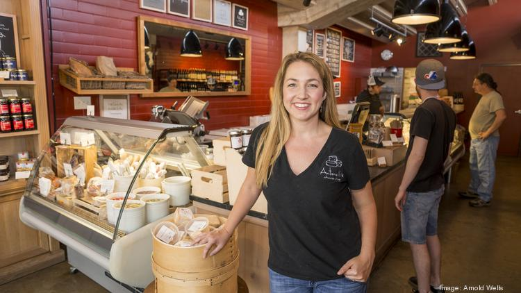 Kendall Antonelli  President, Co-Owner/Founder  Antonelli's Cheese Shop