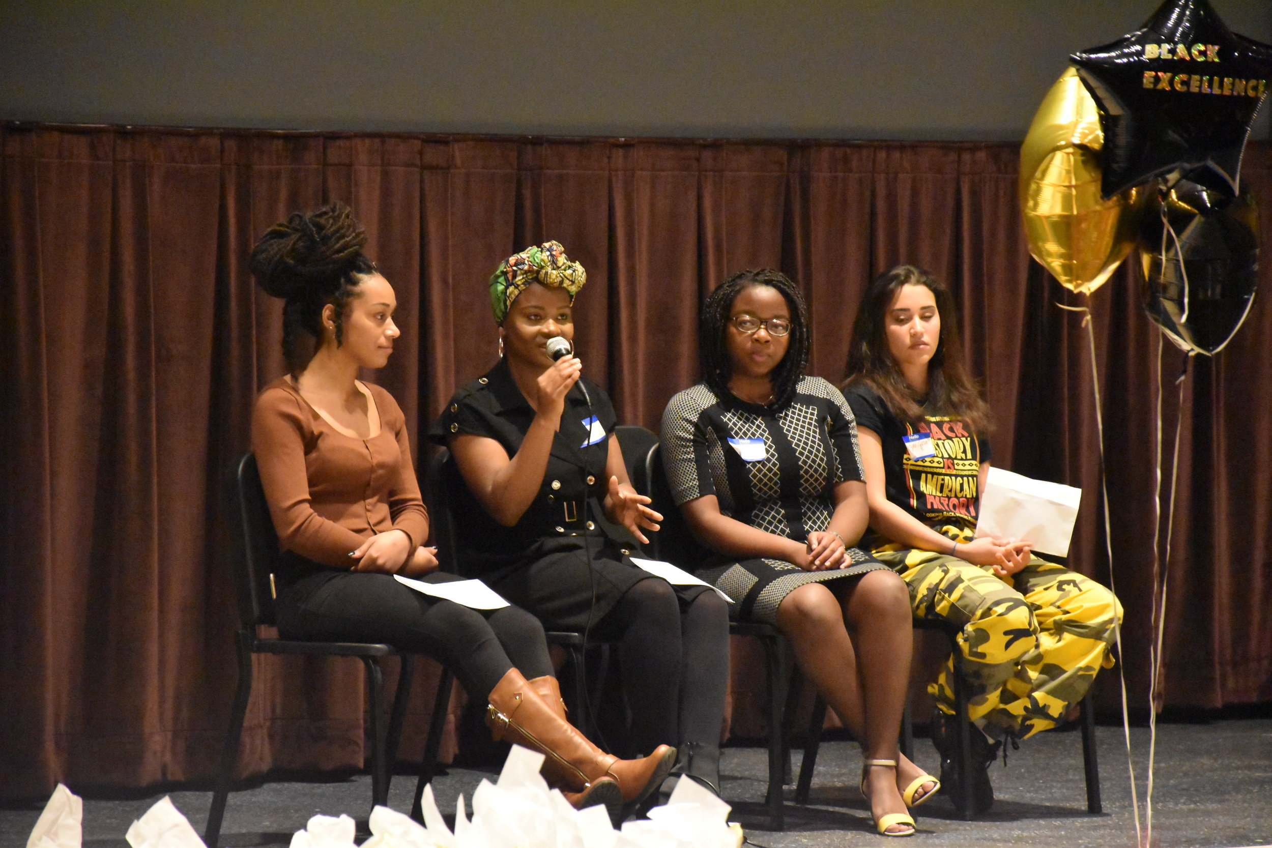 Roosevelt Youth Panel - How Oregon Educational System is Failing Black Students