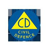 Civil Defense logo Cellutronics New Zealand better mobile coverage phone reception.png