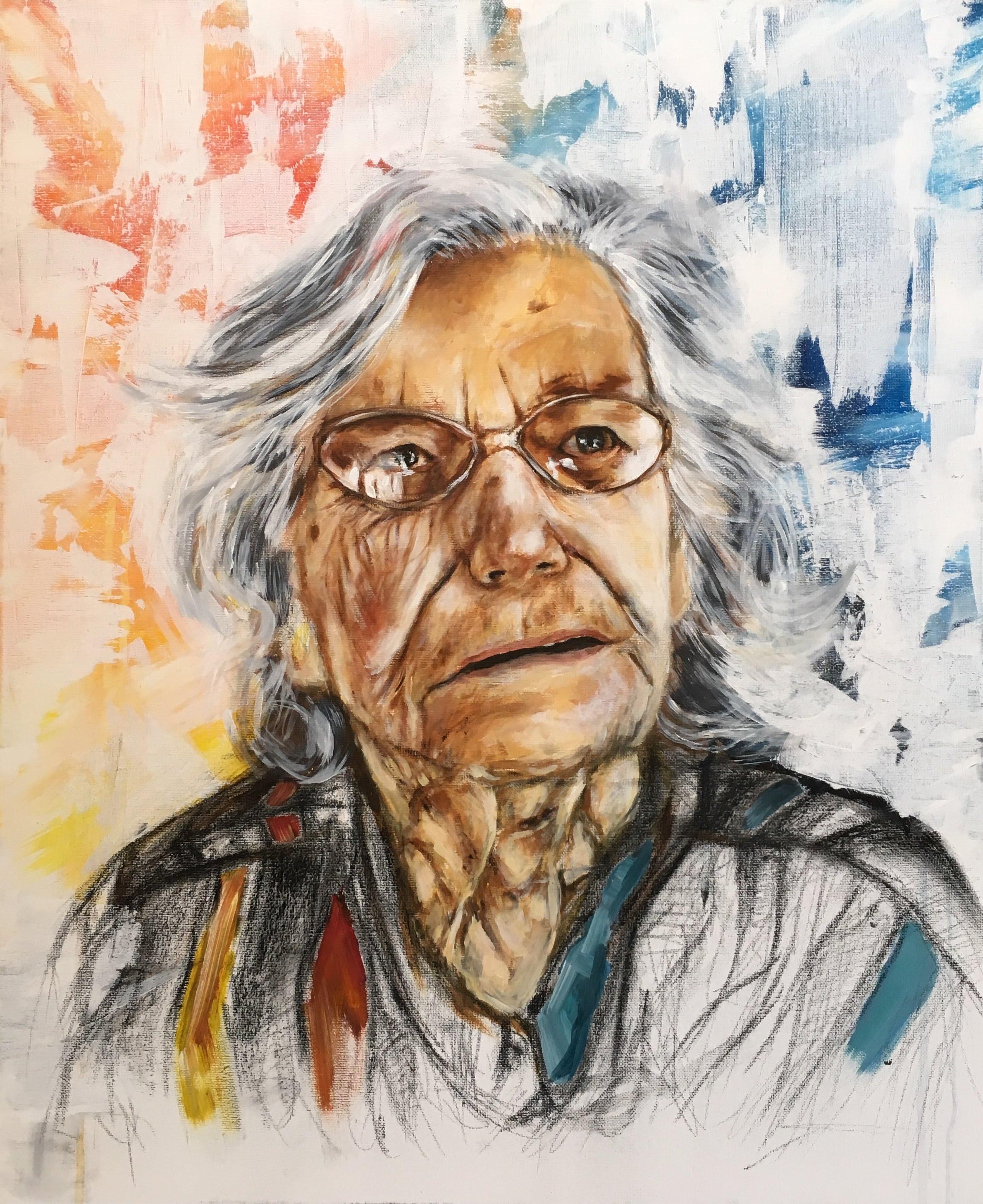 """""""Grandma Davis"""" (2018)"""