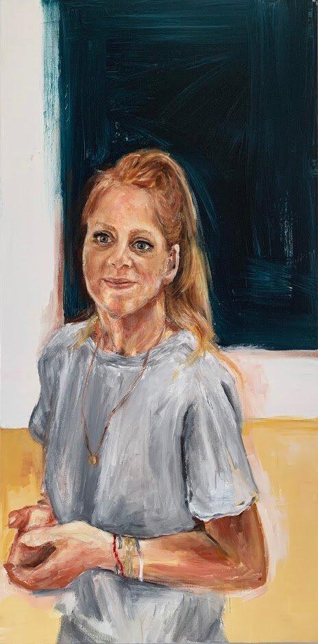 """Chele"" - Acrylic on Canvas"