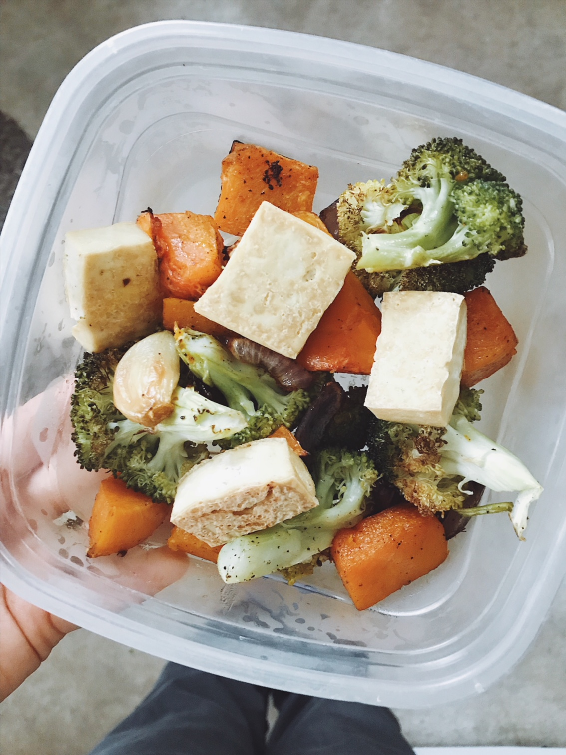 PERFECT for meal prep and packed lunches!